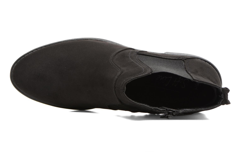 Bottines et boots Jana shoes Myat Noir vue gauche
