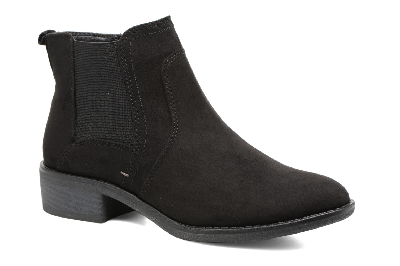 Bottines et boots Jana shoes Myat Noir vue détail/paire