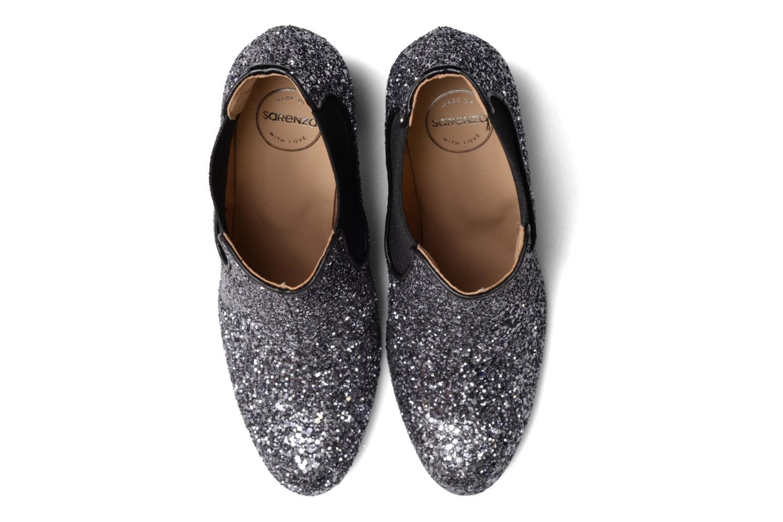 Bottines et boots Made by SARENZA Winter Freak #3 Argent vue portées chaussures
