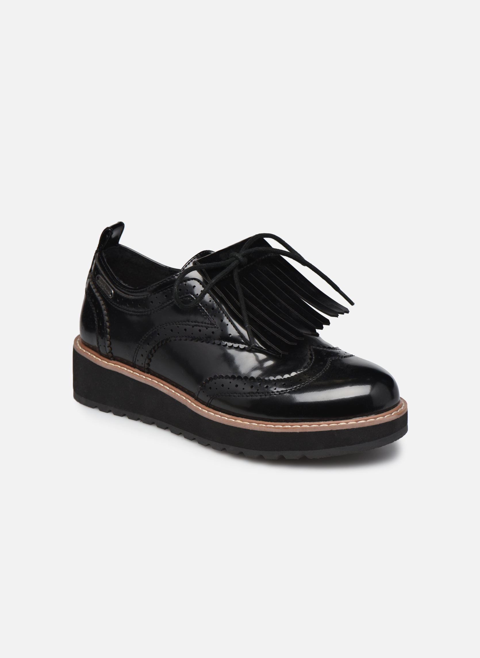 Chaussures à lacets Femme RAMSY tassel