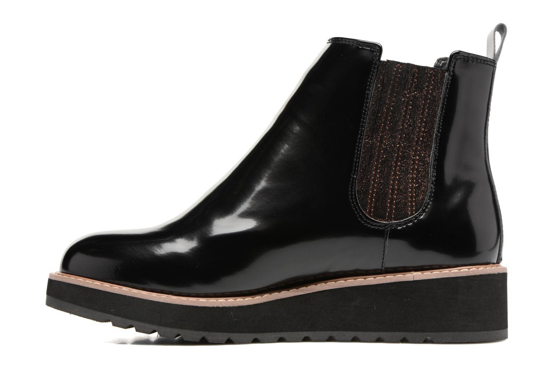 Bottines et boots Pepe jeans RAMSY chelsea Noir vue face