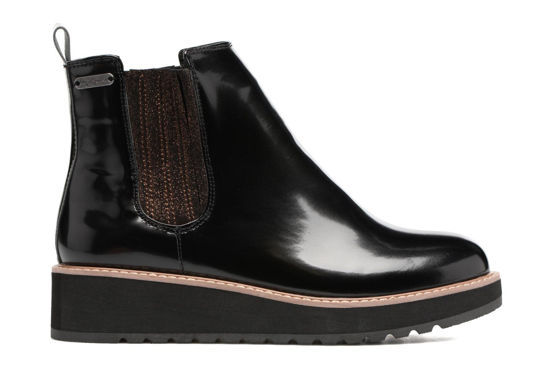 Bottines et boots Pepe jeans RAMSY chelsea Noir vue derrière