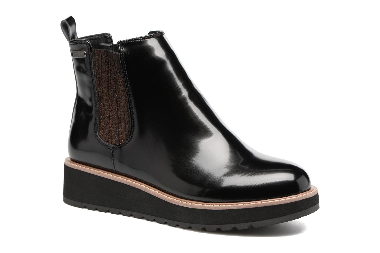 Bottines et boots Pepe jeans RAMSY chelsea Noir vue détail/paire