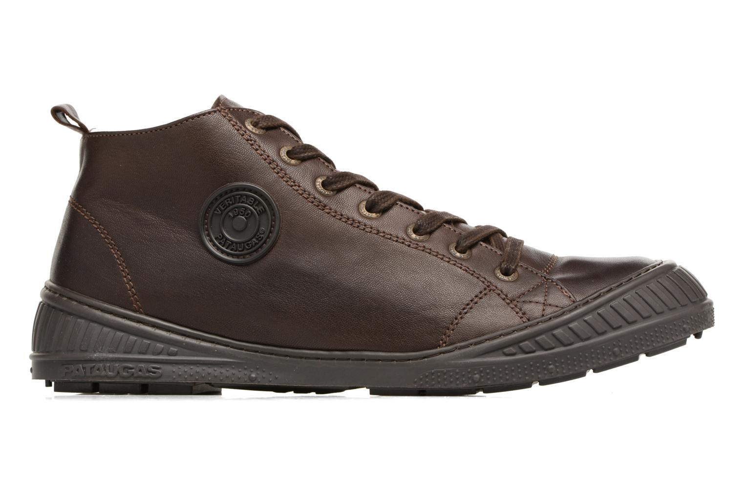 Trainers Pataugas RockerN M 2 Brown back view