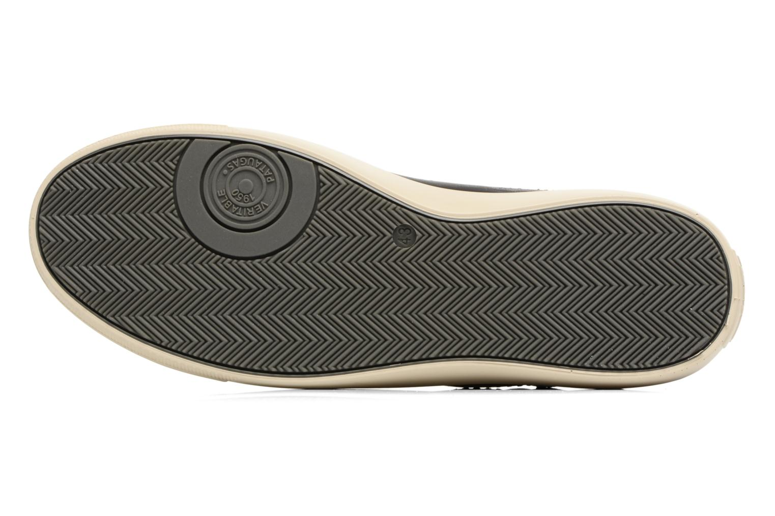 Trainers Pataugas Clovis/B Black view from above