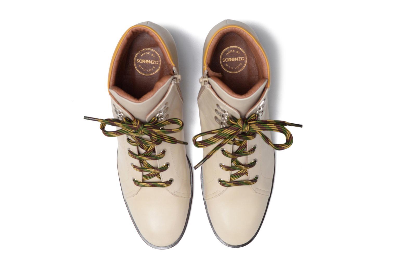 Bottines et boots Made by SARENZA Winter Ski #7 Beige vue portées chaussures