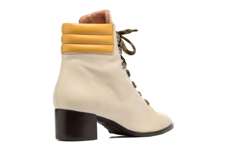 Bottines et boots Made by SARENZA Winter Ski #7 Beige vue face