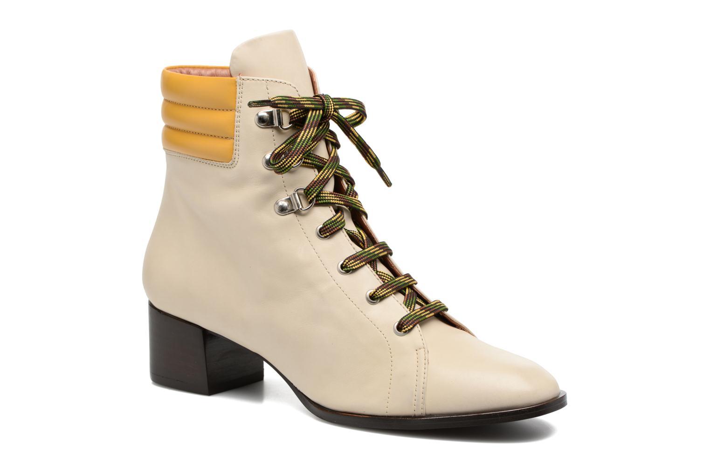 Bottines et boots Made by SARENZA Winter Ski #7 Beige vue droite