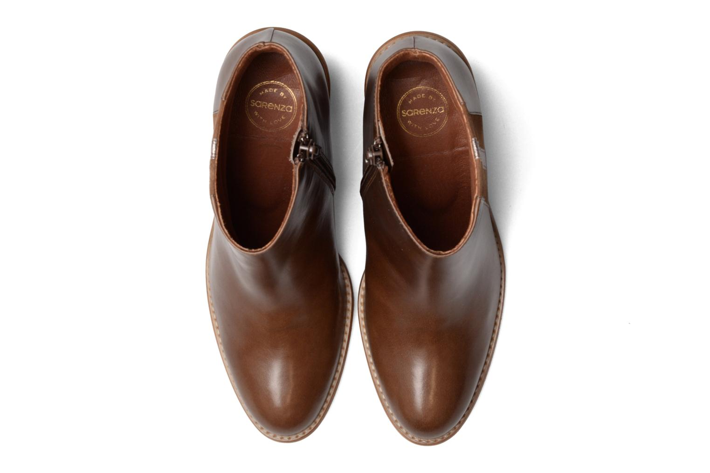Bottines et boots Made by SARENZA Winter Ski #9 Marron vue portées chaussures