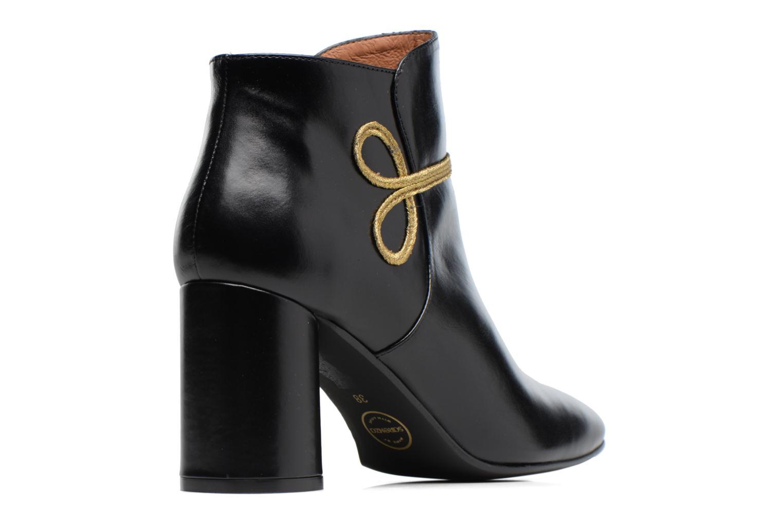 Bottines et boots Made by SARENZA Boots Camp #14 Noir vue face