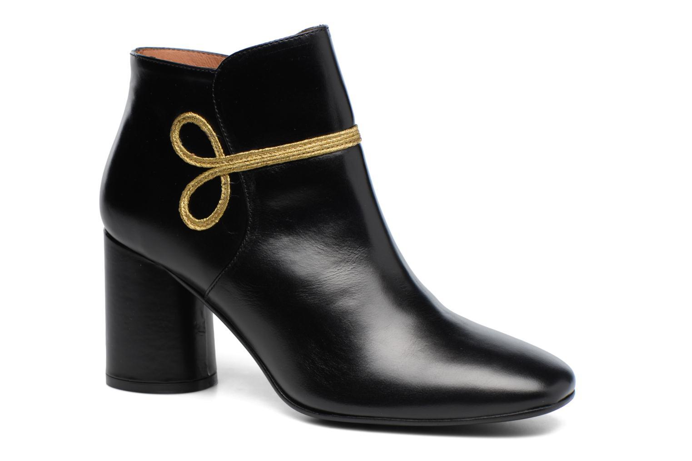 Bottines et boots Made by SARENZA Boots Camp #14 Noir vue droite