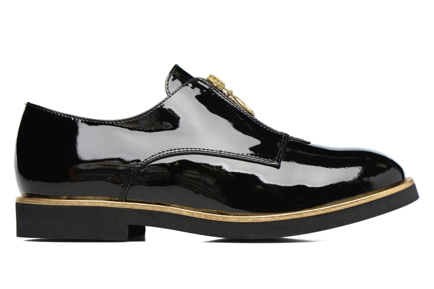 Loafers Made by SARENZA Busy Girl Chaussures à Lacets #1 Black detailed view/ Pair view