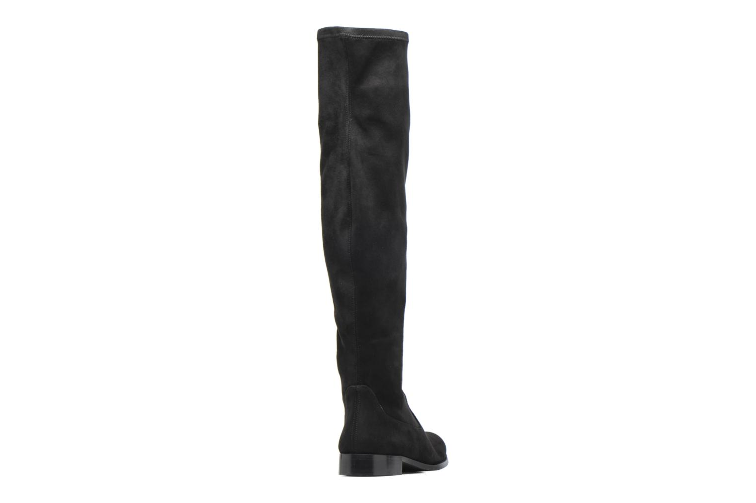 Boots & wellies Made by SARENZA Boots Camp #6 Black front view