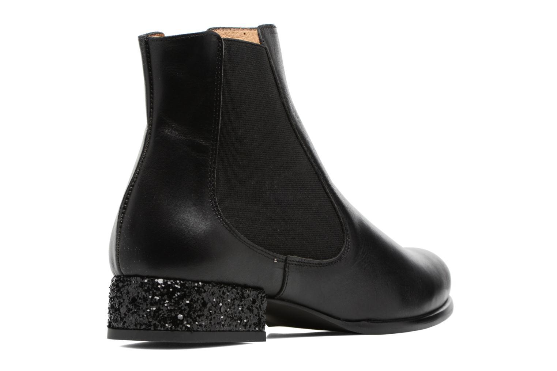 Bottines et boots Made by SARENZA Winter Freak #4 Noir vue face