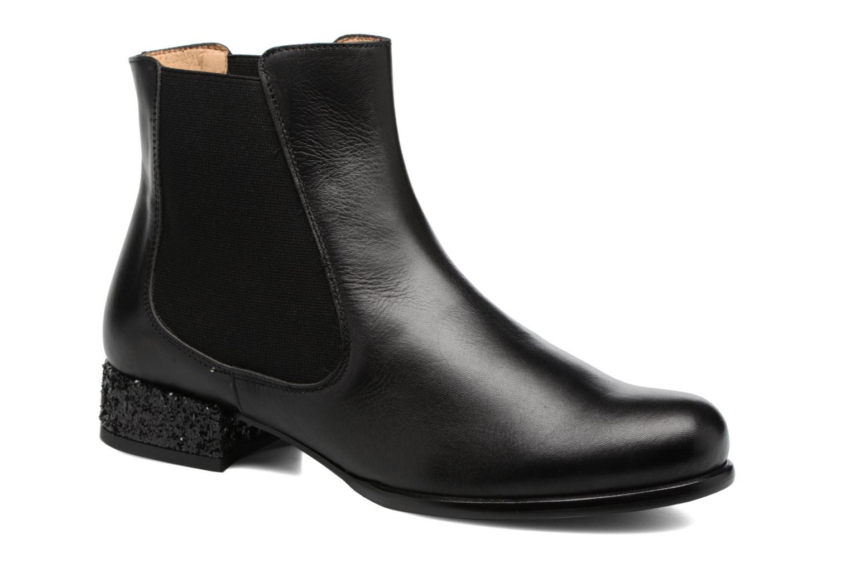 Bottines et boots Made by SARENZA Winter Freak #4 Noir vue droite