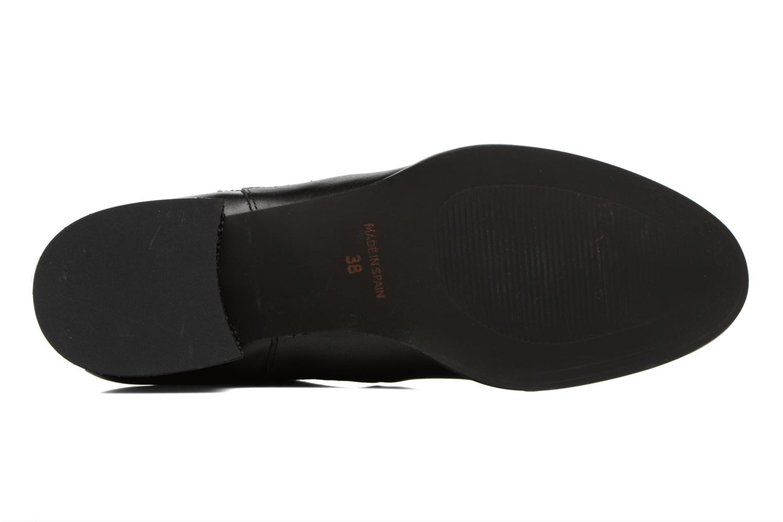 Bottines et boots Made by SARENZA Winter Freak #4 Noir vue haut