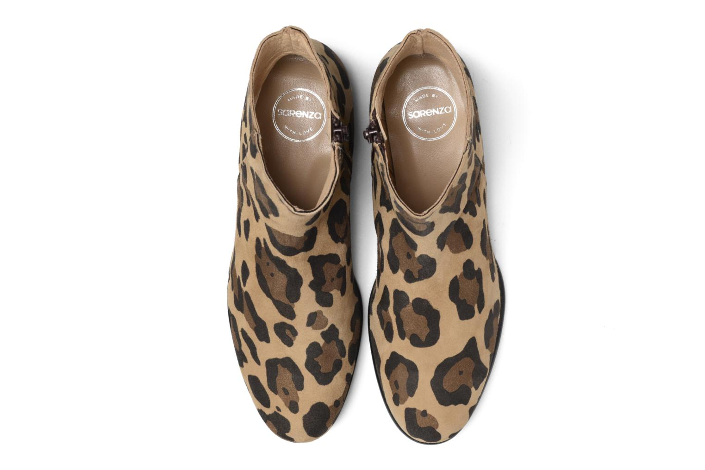 Bottines et boots Made by SARENZA Winter Freak #7 Marron vue portées chaussures