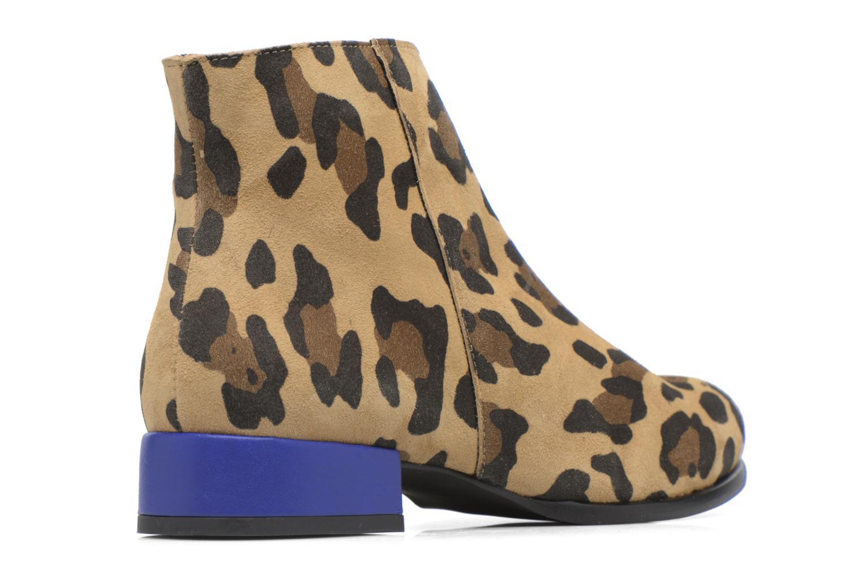 Bottines et boots Made by SARENZA Winter Freak #7 Marron vue face