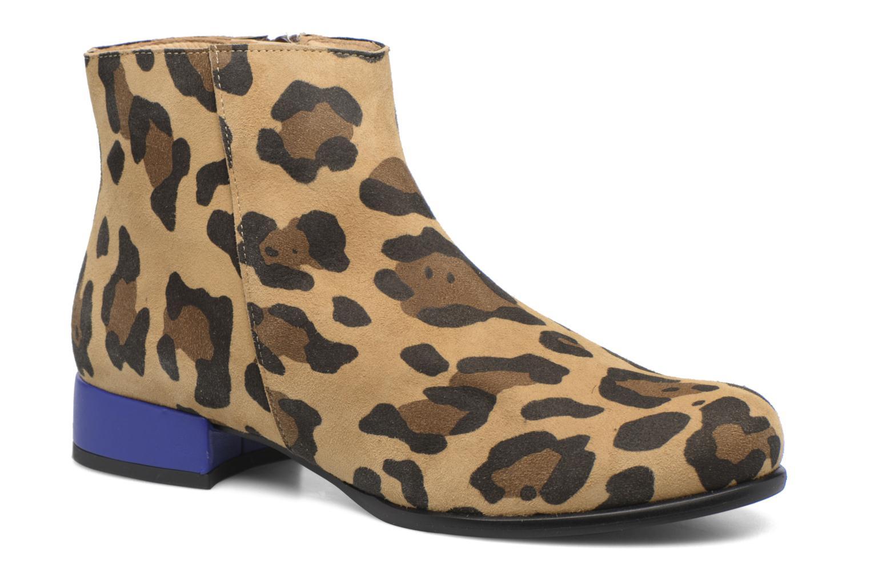 Bottines et boots Made by SARENZA Winter Freak #7 Marron vue droite