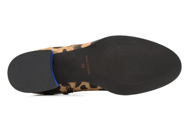 Bottines et boots Made by SARENZA Winter Freak #7 Marron vue haut