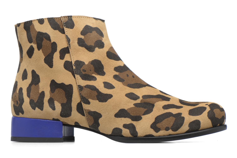 Bottines et boots Made by SARENZA Winter Freak #7 Marron vue détail/paire