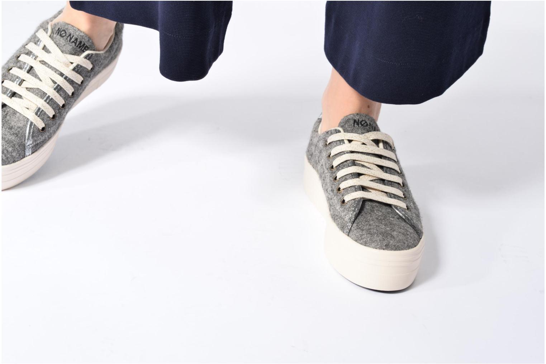 Sneakers No Name Plato sneaker wake Rosa immagine dal basso