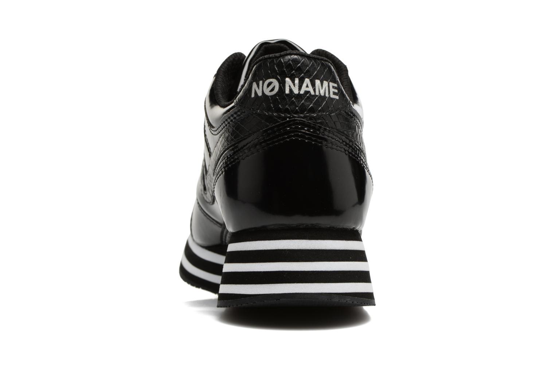 Baskets No Name Parko jogger M.box Noir vue droite