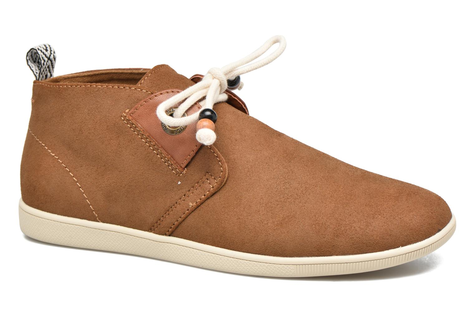 Stone mid cut oxyde Camel