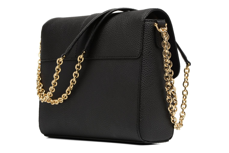 Sacs à main Lauren by Ralph Lauren Carrington Gabbi Shoulder Bag Noir vue droite