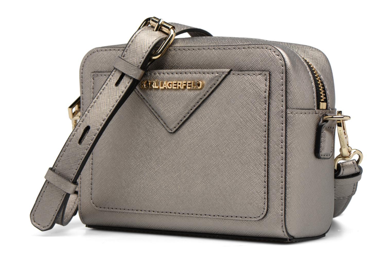 Klassik Camera Bag PINK BROWN A538