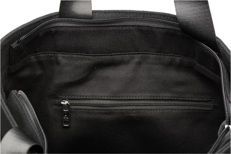 Sacs à main KARL LAGERFELD Paris Canvas Bag zippée Noir vue derrière