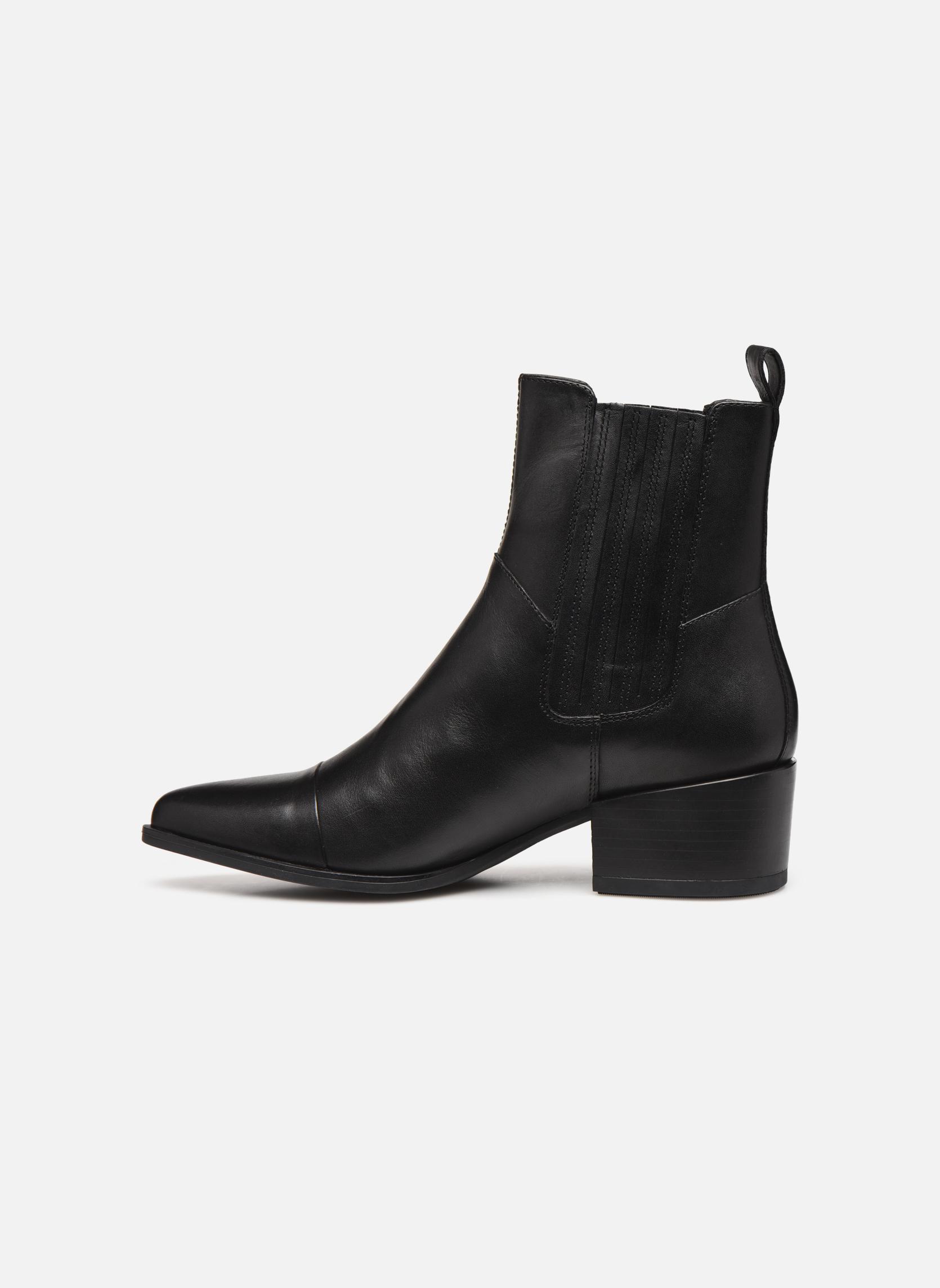 Bottines et boots Vagabond Marja 4013-401 Noir vue face