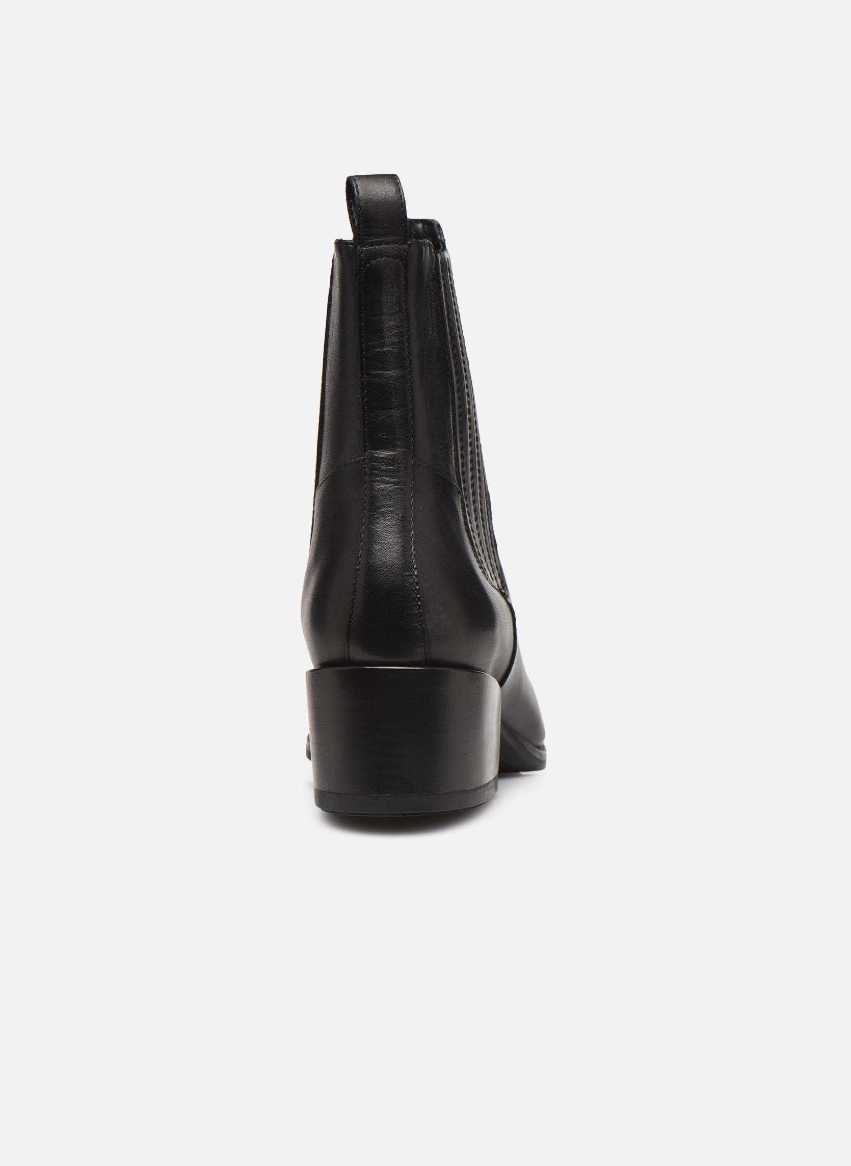 Bottines et boots Vagabond Marja 4013-401 Noir vue droite