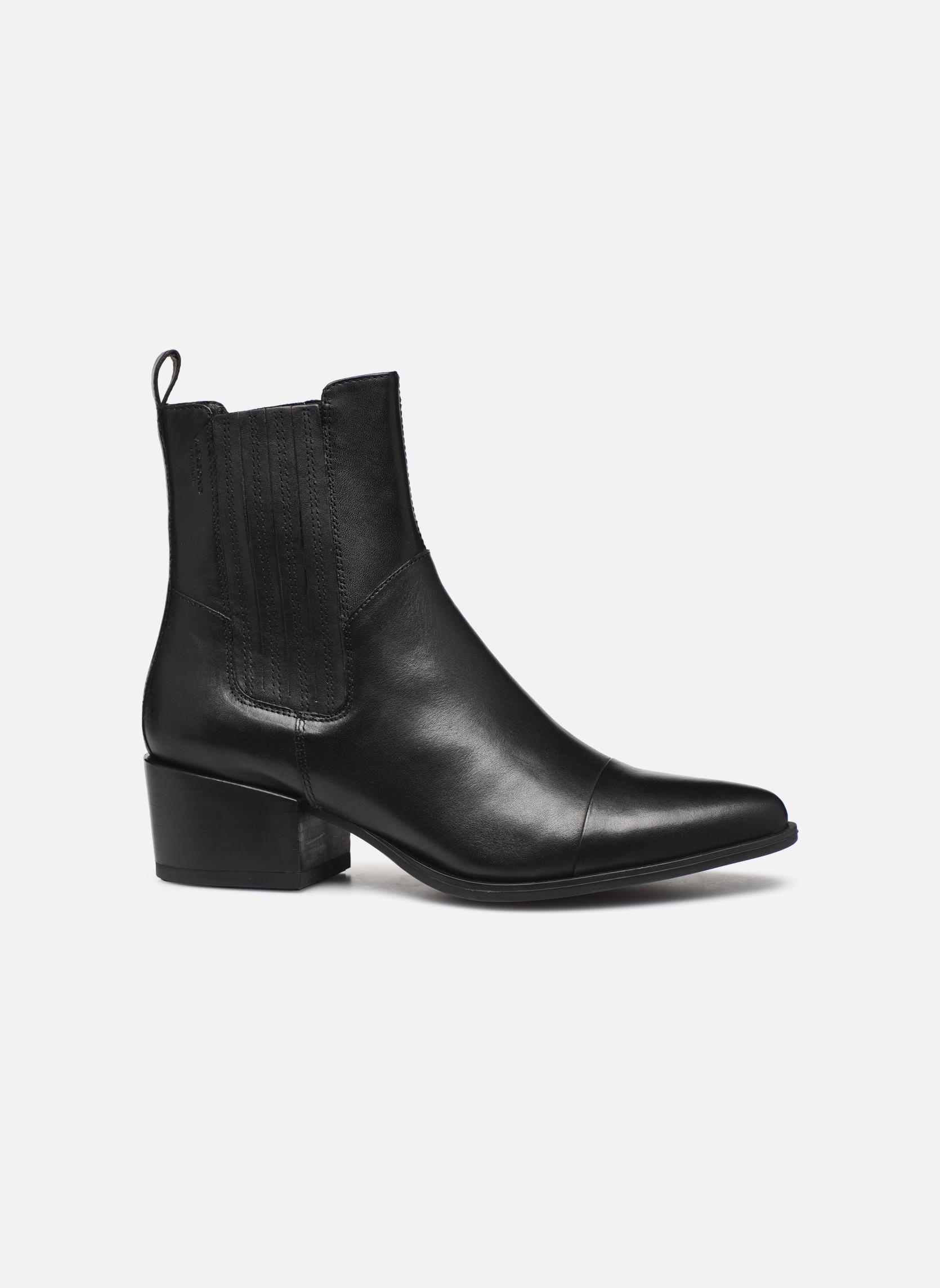 Bottines et boots Vagabond Marja 4013-401 Noir vue derrière