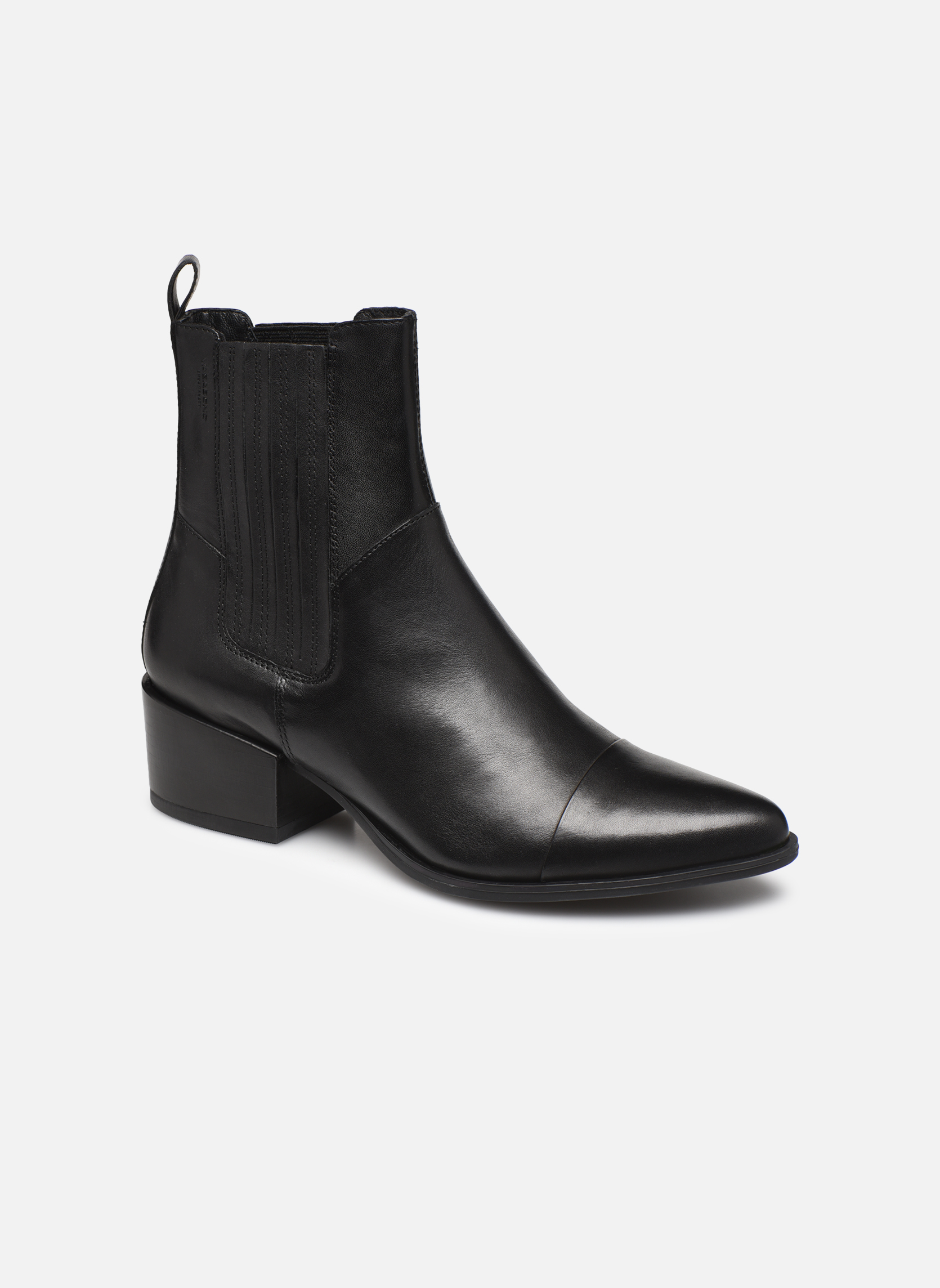 Bottines et boots Vagabond Marja 4013-401 Noir vue détail/paire