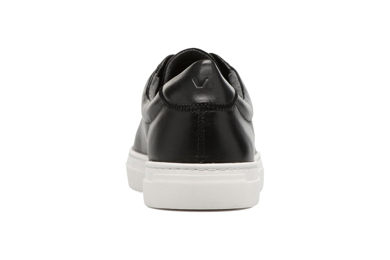 Sneakers Vagabond Paul 4383 -101 Svart Bild från höger sidan