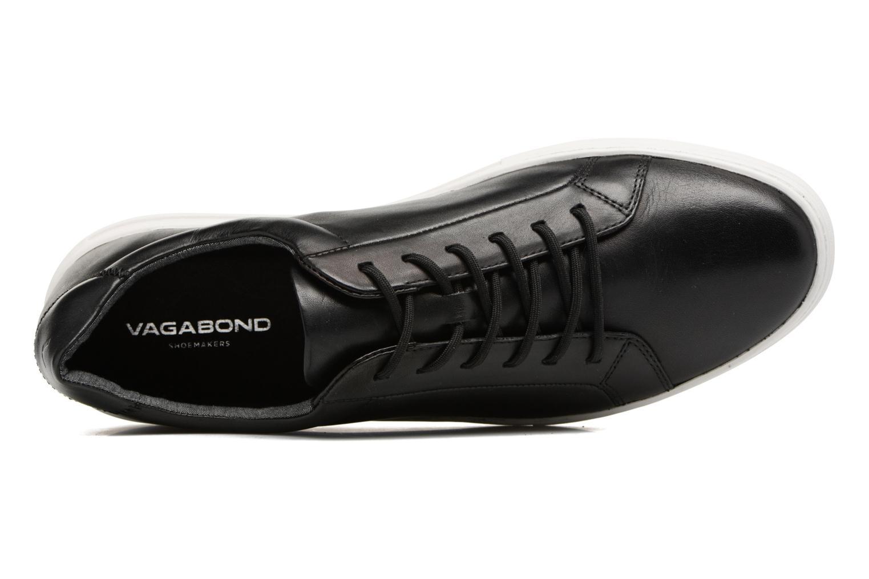 Sneakers Vagabond Shoemakers Paul 4383 -101 Svart bild från vänster sidan
