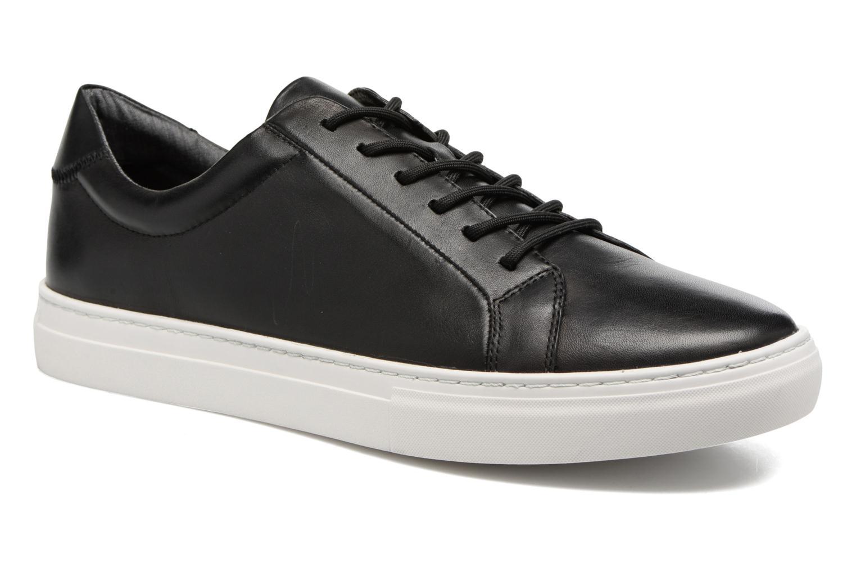 Sneakers Vagabond Shoemakers Paul 4383 -101 Svart detaljerad bild på paret