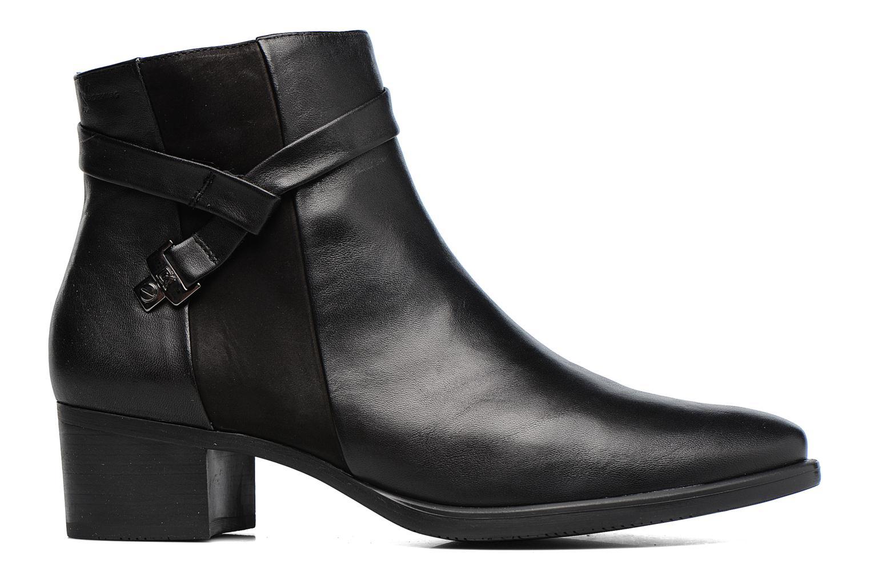 Bottines et boots Dorking Alegria 7232 Noir vue derrière