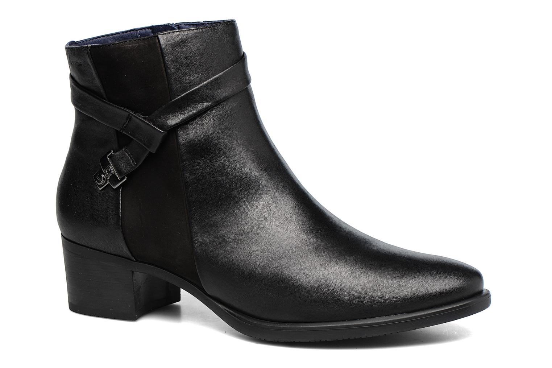 Bottines et boots Dorking Alegria 7232 Noir vue détail/paire