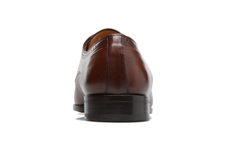 Chaussures à lacets Marvin&Co Luxe Pietu - Cousu Blake Marron vue droite