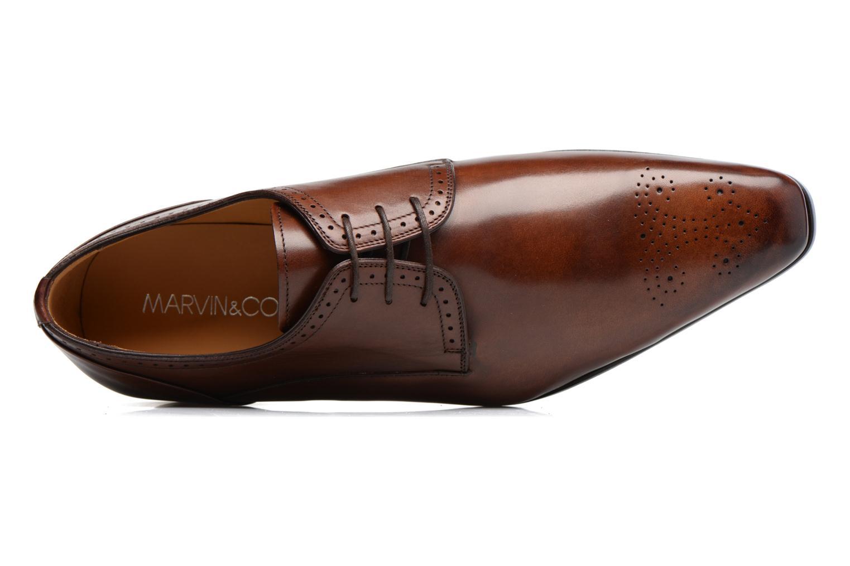 Marvin&Co Luxe Pietu Bruin Goedkope Koop Collecties Verkoop Low Cost Goedkope Online Winkel Manchester Te Koop Officiële Website yLNdMD3Fv0