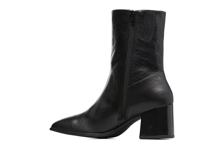 Bottines et boots Vagabond Luna 4432-001 Noir vue face