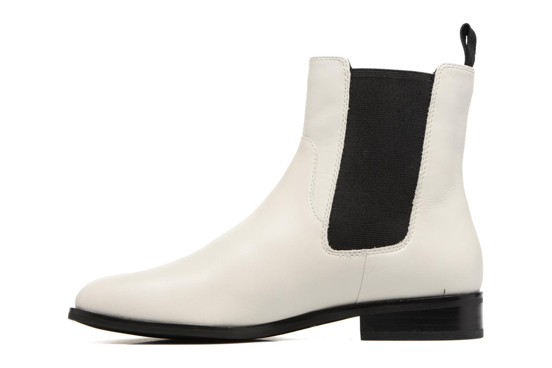 Bottines et boots Vagabond Cora 4400-001 Blanc vue face