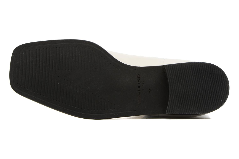 Bottines et boots Vagabond Cora 4400-001 Blanc vue haut