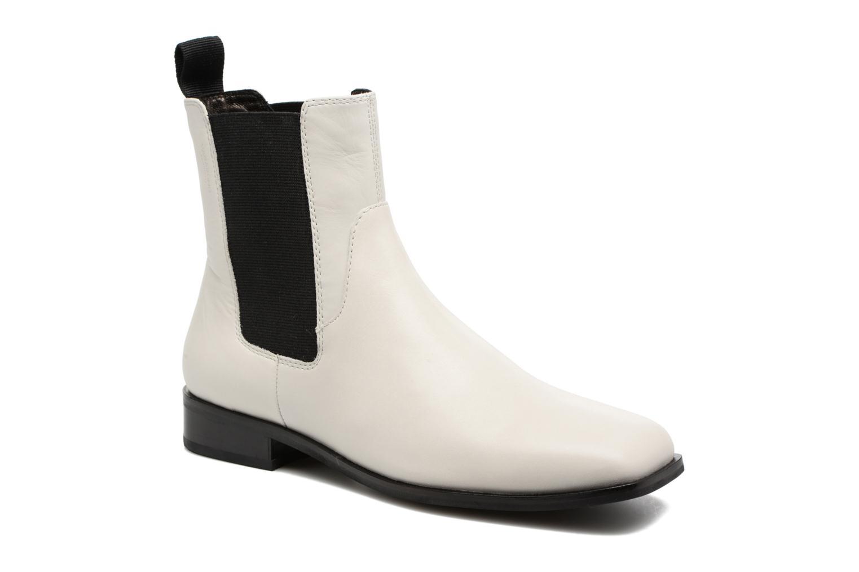 Bottines et boots Vagabond Cora 4400-001 Blanc vue détail/paire