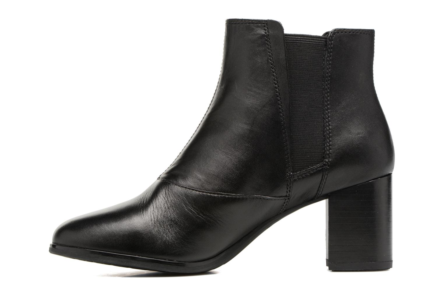 Bottines et boots Vagabond Lottie 4421-201 Noir vue face
