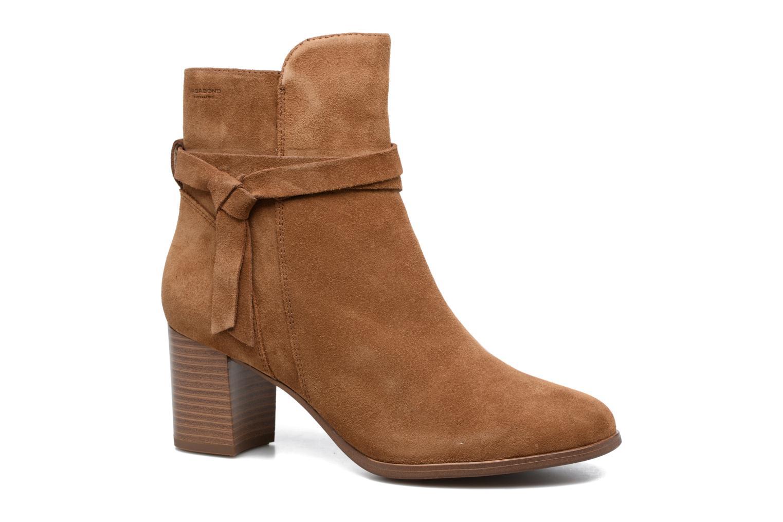 Vagabond Lottie marron - Chaussures Bottine Femme