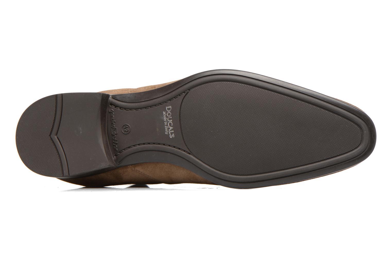 Bottines et boots Doucal's Octave Marron vue haut