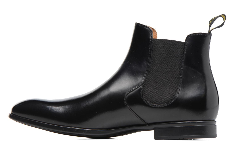 Bottines et boots Doucal's Octave Noir vue face